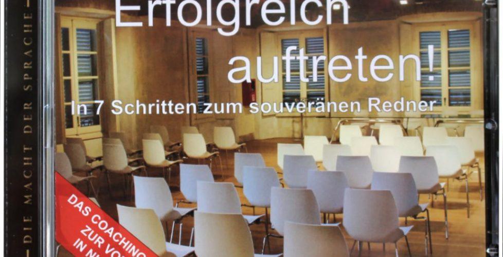 Audio-Coaching Rede Präsentation Vortrag